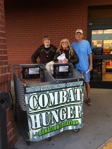 Combat Hunger - Manna Café Ministries