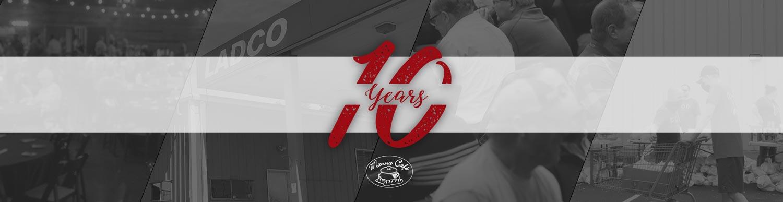 10 Year Anniversary - Manna Café Ministries